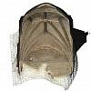 Etude géométrique préalable au projet de reconstruction d'une voûte gothique